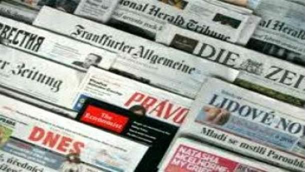 Закордонні ЗМІ