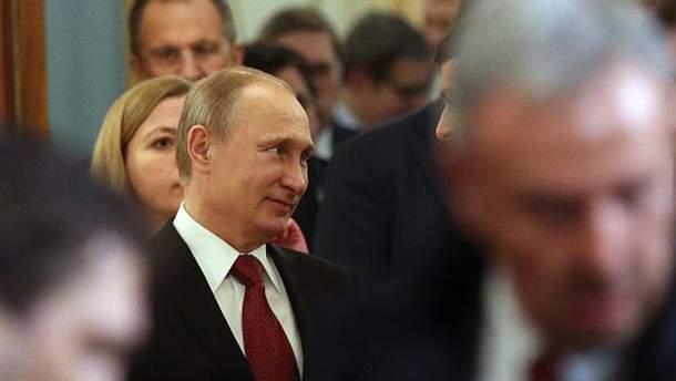 Владимир Путин 5 марта, когда в последний раз его видели журналисты
