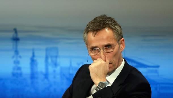 НАТО не собирается вмешиваться в конфликт на Донбассе