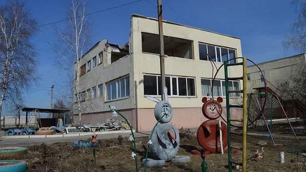 Детский сад в Попасной