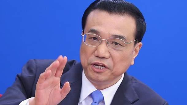 Ли Кэцян
