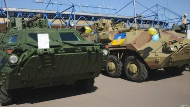 Украина — в десятке крупнейших в мире экспортеров оружия