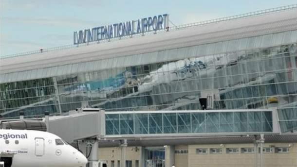 Львовский аэропорт