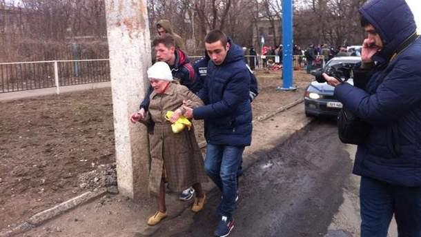 Аварія у Костянтинівці