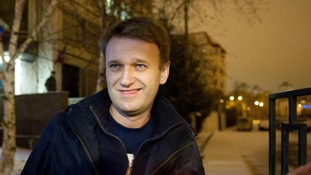 Навальний виступив проти поставок американської зброї Україні