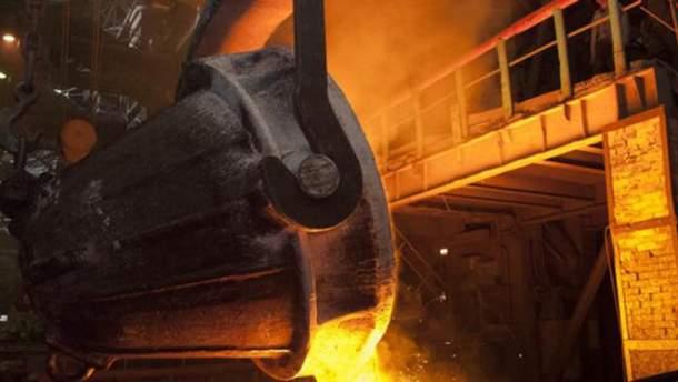 У лютому промислове виробництво впало на 22,5%