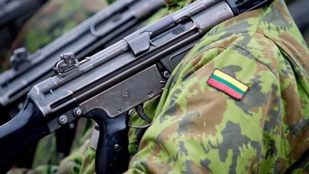 Литовська армія