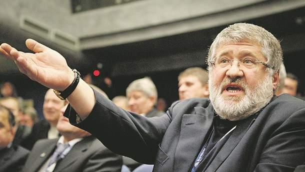 """Коломойский и Порошенко пришли к согласию относительно """"Укртранснафты"""""""