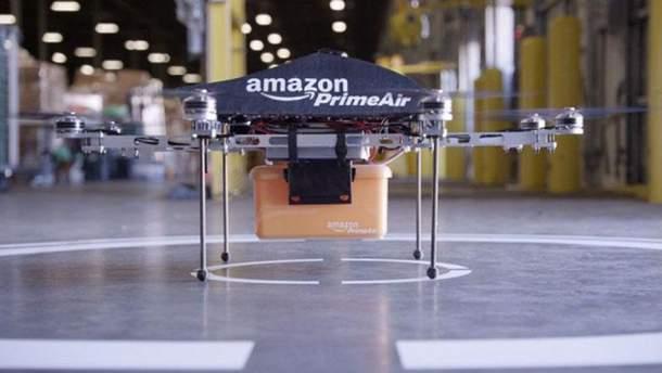 Беспилотник Amazon