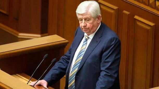 Віктор Шокін