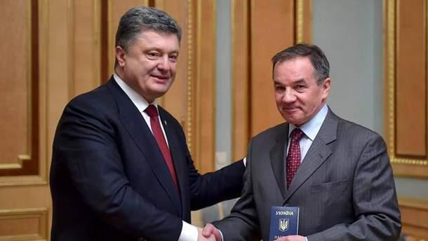Порошенко та Терещенко