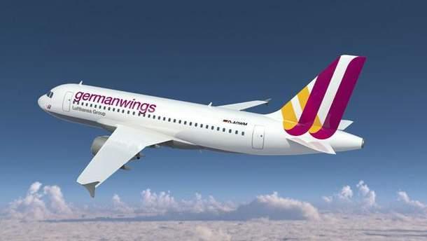 Літак Germanwings