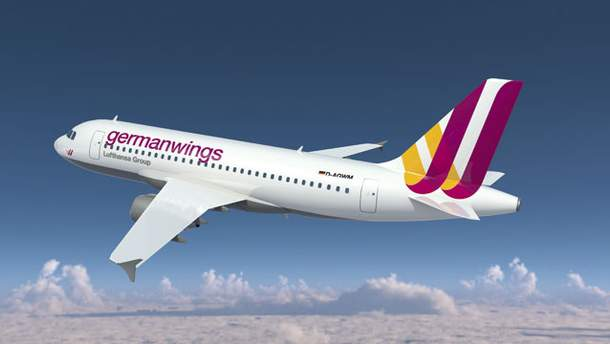 Самолет Germanwings