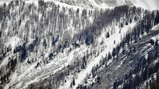 Пошукова операція в Альпах