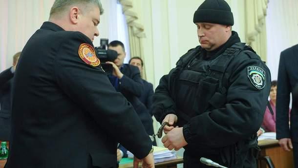 Задержание Бочковского