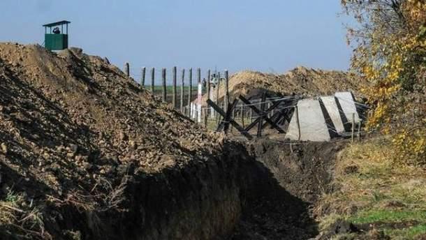 В Донецкой области построят более 200 крепостей