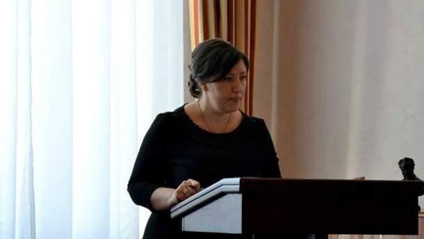 Татьяна Нагорняк