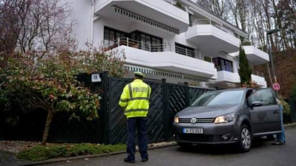 Полиция обыскала дом Любица