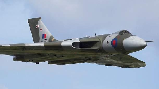 Самолет ВВС Великобритании