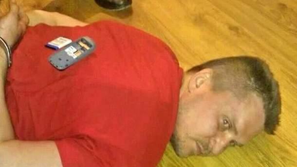 Подозреваемый в убийстве Денис Гордеев