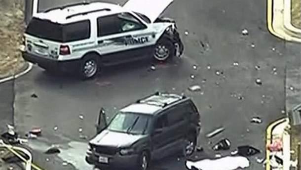 Стрельба у Агентства нацбезопасности США: есть жертвы