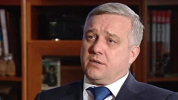 Экс-глава СБУ А. Якименко