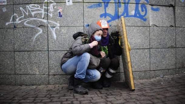 Розстріли на Майдані