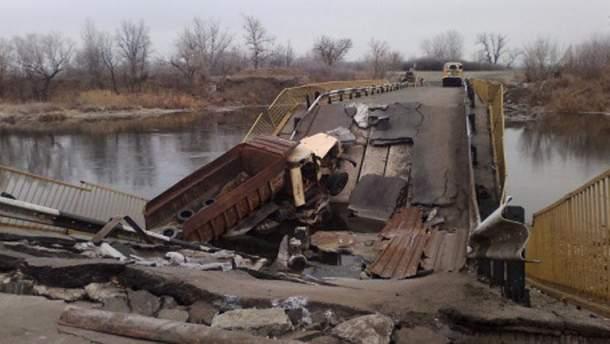 Мост в Трехизбенке