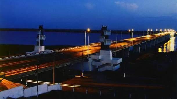 Мост в Херсоне