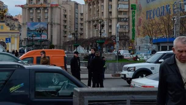 ДТП с Алексеем Порошенко