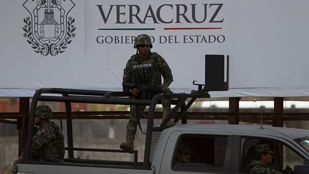 Правоохранители Мексики