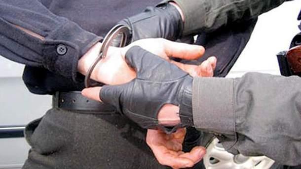 Заарештували громадянина Росії