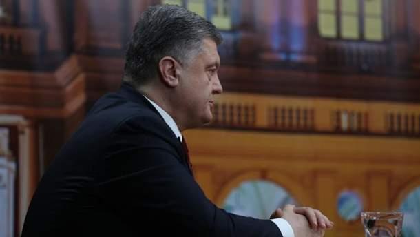Петр Порошенко в Одессе