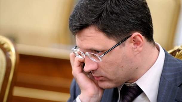 Глава Минэнерго РФ Александр Новак