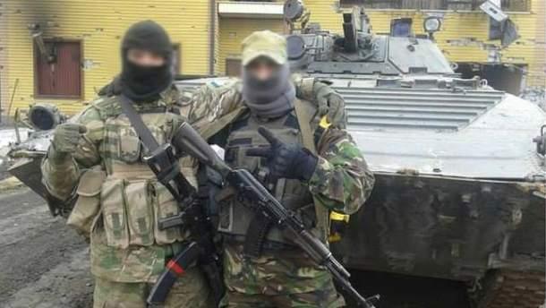 """Бійці батальйону """"ОУН"""""""