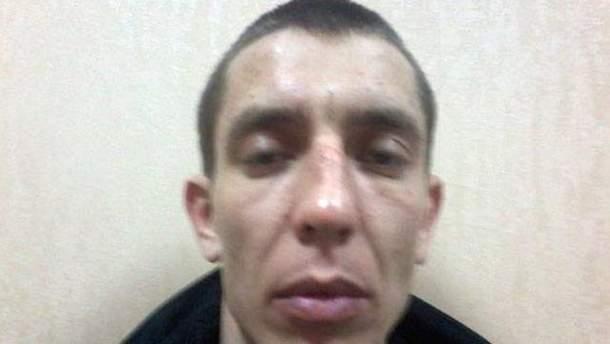 Підозрюваний у вбивстві міліціонера