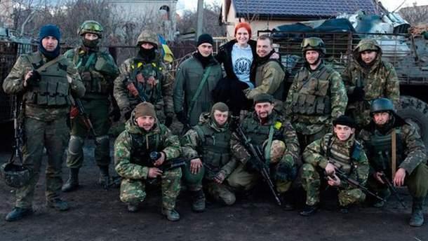 """Фонд """"24"""" привітав військових з Великоднем"""
