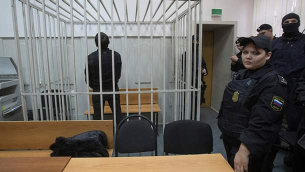 Суд над Дадаевым