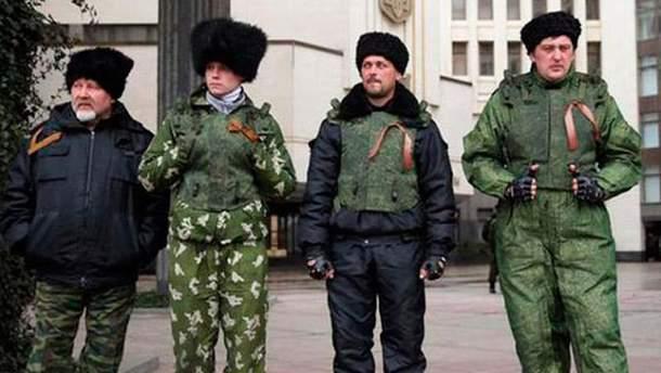 """""""Казаки"""" на Донбасі"""