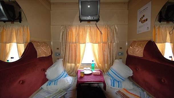 Спальний вагон