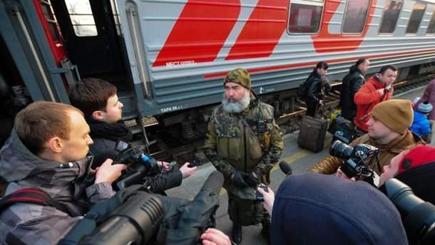Российский боевик, Екатеринбург