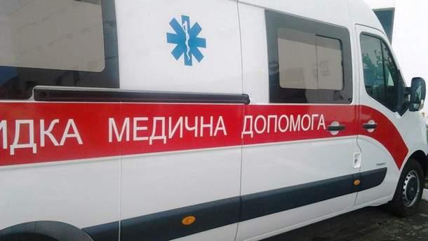 """Автомобиль """"скорой помощи"""""""