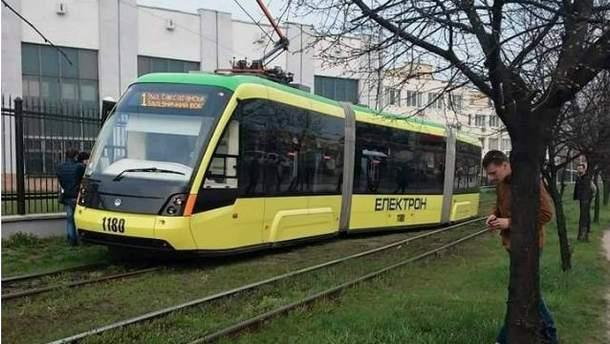 "Трамвай ""Електрон"""