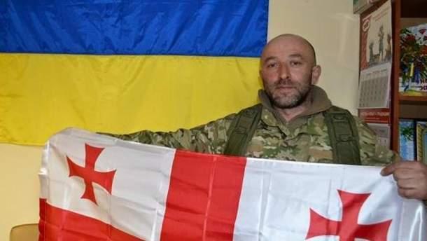 Георгій Джанелідзе