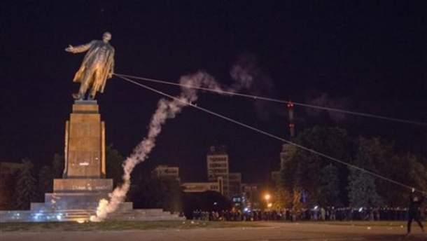 Ленін в Харкові