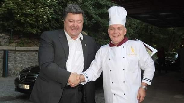 Порошенко і Кісєльов