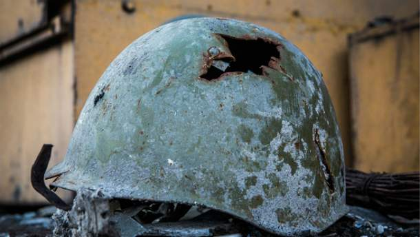 Поблизу Донецька загинули п'ять бійців