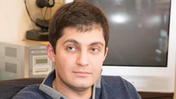 Давид Сакварелідзе