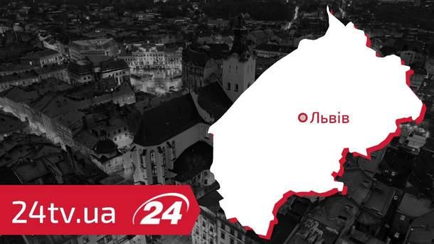 У Львові пролунав вибух у відділку міліції