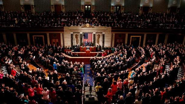 Конгресc США